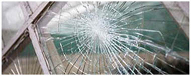 Rossington Smashed Glass